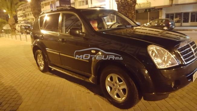 سيارة في المغرب SSANGYONG Rexton - 203436