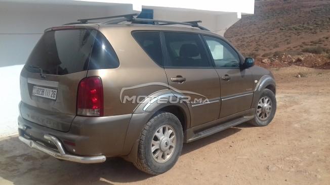 سيارة في المغرب سانجيونج ريكستون X 290 - 232201