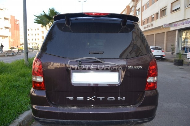 SSANGYONG Rexton occasion 650127