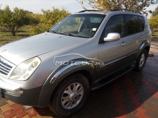 سيارة في المغرب SSANGYONG Rexton - 260757
