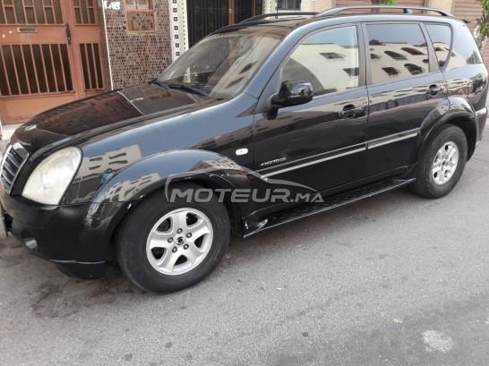 سيارة في المغرب SSANGYONG Rexton - 239606