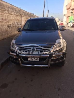 سيارة في المغرب سانجيونج ريكستون - 235522