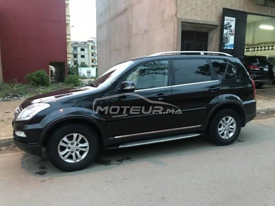 سيارة في المغرب SSANGYONG Rexton - 245848