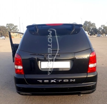 SSANGYONG Rexton occasion 659598