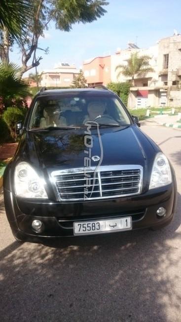 سيارة في المغرب SSANGYONG Rexton - 205026