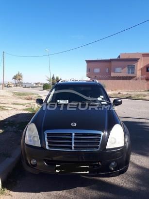 سيارة في المغرب SSANGYONG Rexton 4x4 - 254549