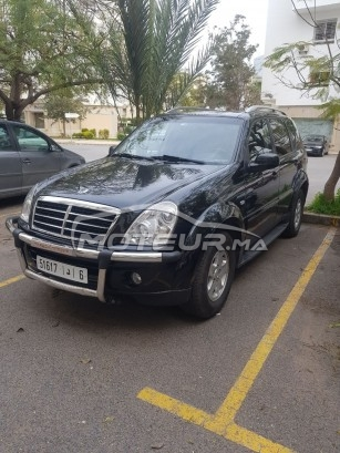 SSANGYONG Rexton 270 cdi occasion
