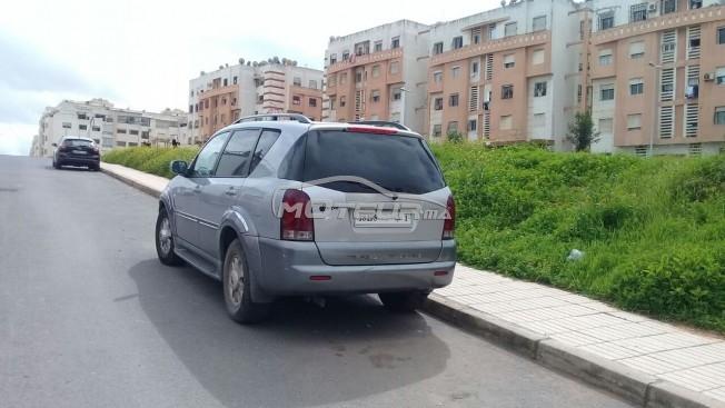 سيارة في المغرب سانجيونج ريكستون - 204429