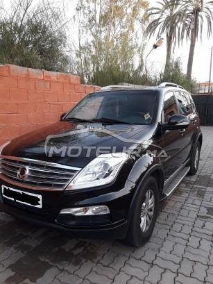 سيارة في المغرب SSANGYONG Rexton Rx200 e-xdi - 262174