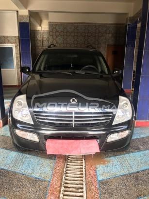 سيارة في المغرب SSANGYONG Rexton 270 - 245539