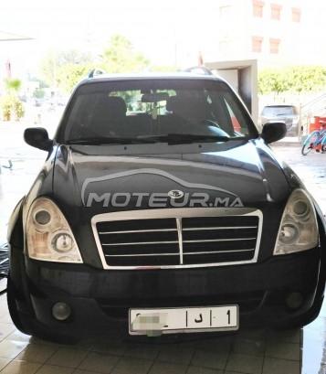 سيارة في المغرب سانجيونج ريكستون - 233651
