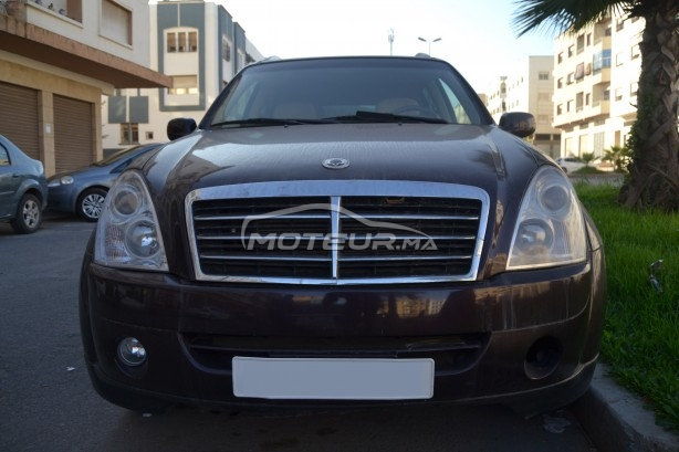 SSANGYONG Rexton occasion 650131