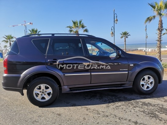 SSANGYONG Rexton occasion 1080475