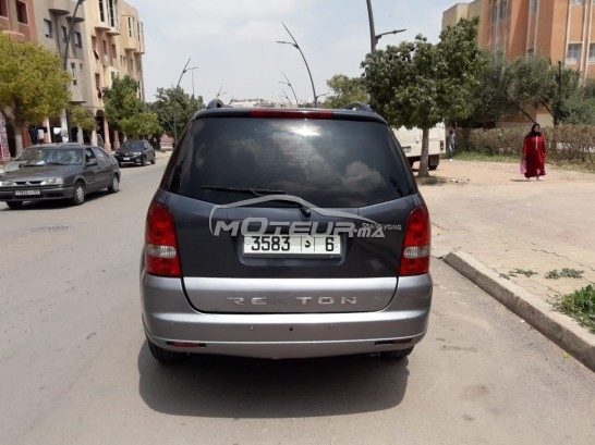 سيارة في المغرب SSANGYONG Rexton - 224230