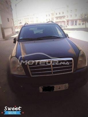 سيارة في المغرب SSANGYONG Rexton 270 - 247059