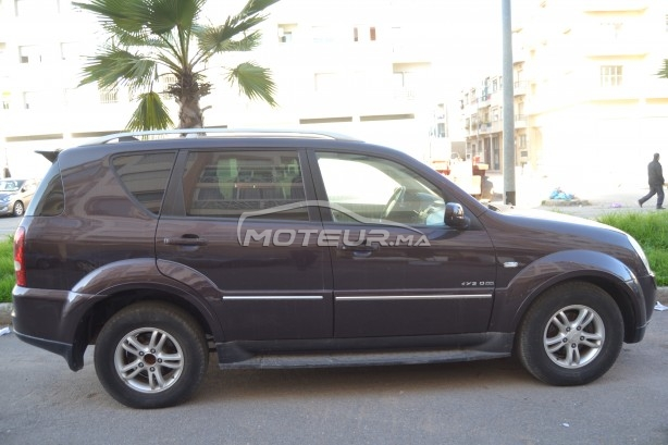SSANGYONG Rexton occasion 650129
