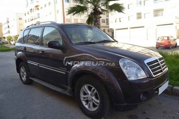 سيارة في المغرب SSANGYONG Rexton - 250814