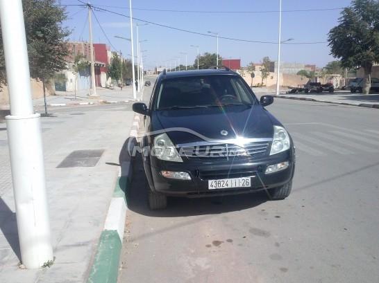 Voiture au Maroc SSANGYONG Rexton - 258716
