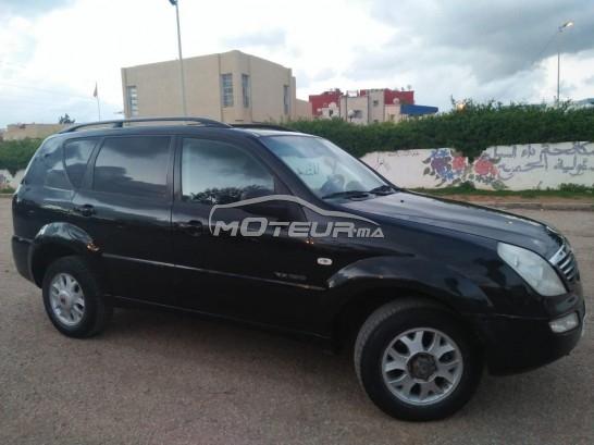 سيارة في المغرب SSANGYONG Rexton - 215367