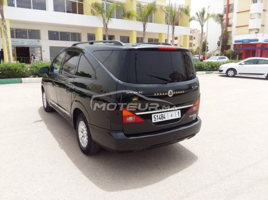 SSANGYONG Stavic occasion 677387