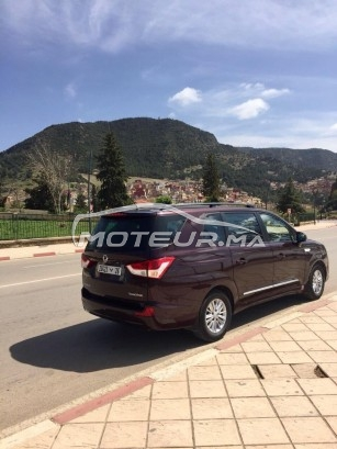 SSANGYONG Stavic occasion