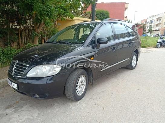 سيارة في المغرب SSANGYONG Stavic 2.7l sv 270 - 347527