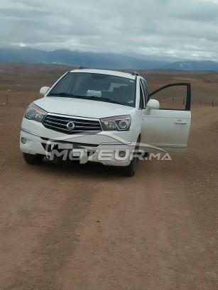 SSANGYONG Stavic 2.5 occasion