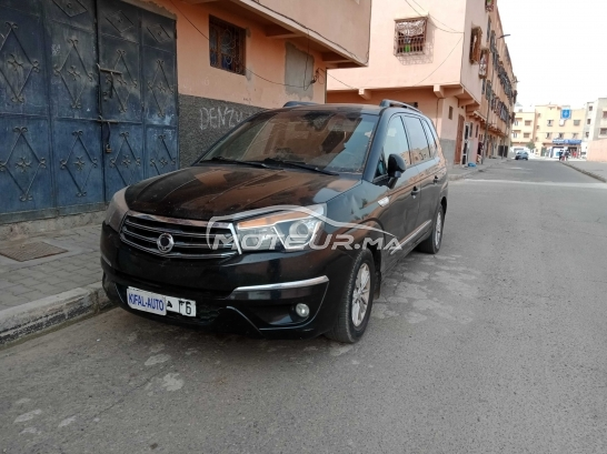 Voiture au Maroc SSANGYONG Stavic - 347442
