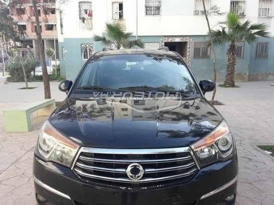 SSANGYONG Stavic occasion 654053
