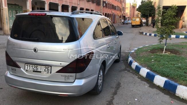 سيارة في المغرب سانجيونج ستافيك 165 ch - 225976