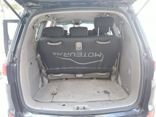 SSANGYONG Stavic occasion 653941