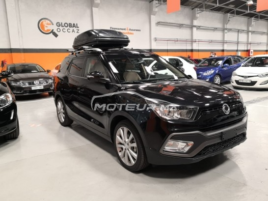 SSANGYONG Xlv occasion