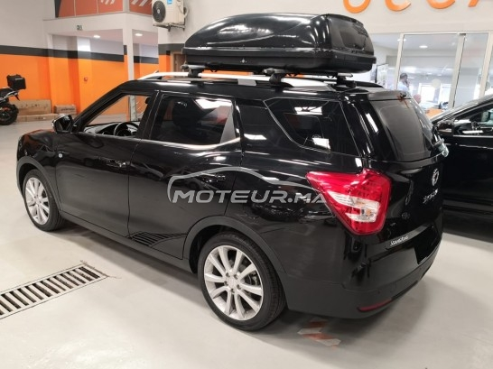 SSANGYONG Xlv occasion 1005874