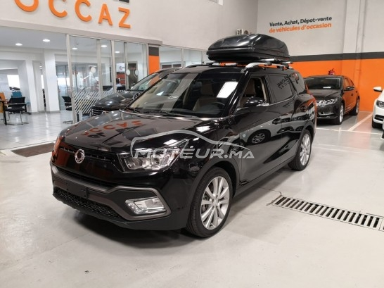 SSANGYONG Xlv occasion 1005876