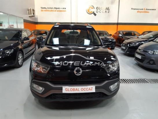 Acheter voiture occasion SSANGYONG Xlv E-xdi au Maroc - 297147