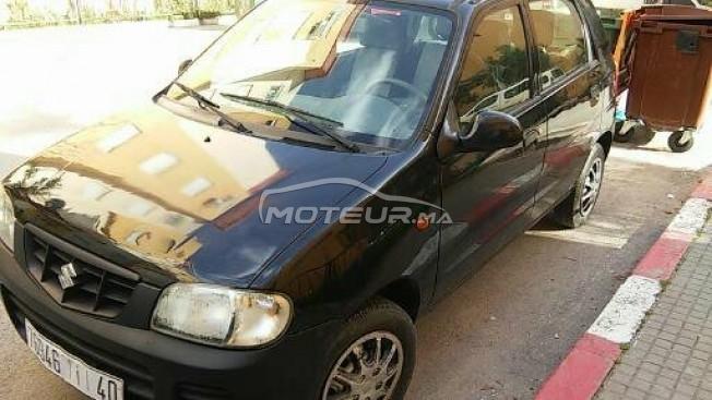 سيارة في المغرب سوزوكي التو - 232749