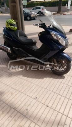 دراجة نارية في المغرب سوزوكي ان 400 بورجمان K8 - 234565