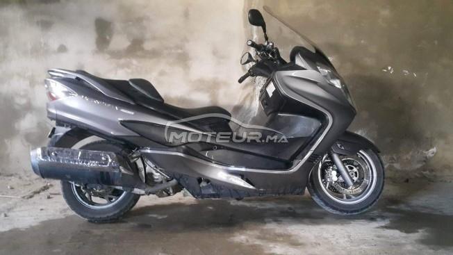 Moto au Maroc SUZUKI An 400 burgman - 275343