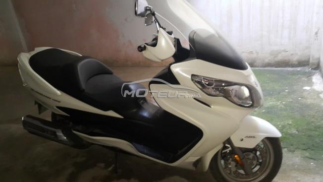 Moto au Maroc SUZUKI An 400 burgman - 152975
