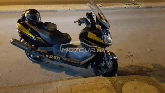 دراجة نارية في المغرب SUZUKI An 650 burgman execu Executive - 238505