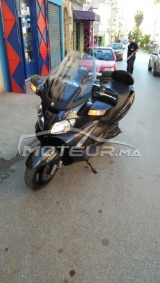 دراجة نارية في المغرب SUZUKI An 650 burgman execu K7 - 268055