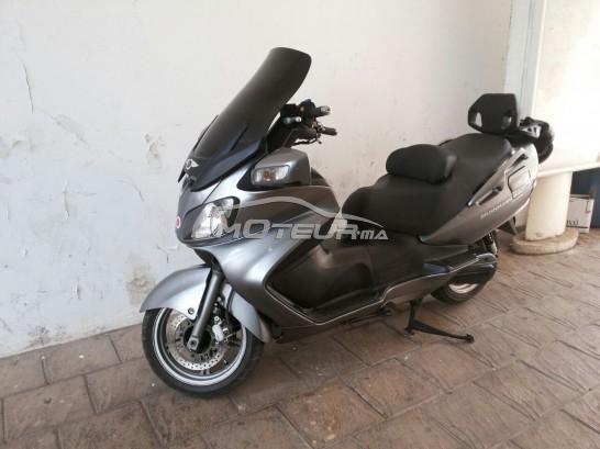 Moto au Maroc SUZUKI An 650 burgman - 172935