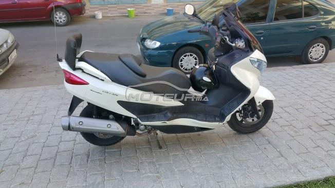 Moto au Maroc SUZUKI An 125 burgman - 172259