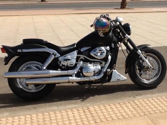 Moto au Maroc SUZUKI desperado vz400 - 150129