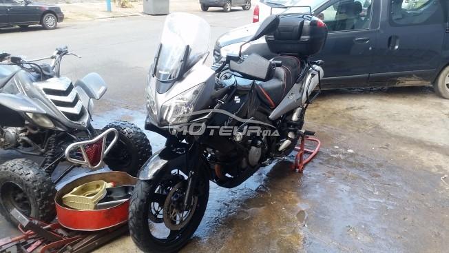 دراجة نارية في المغرب SUZUKI Dl 1000 v-strom - 221956