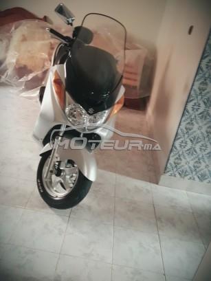 دراجة نارية في المغرب سوزوكي ان 400 بورجمان - 163815