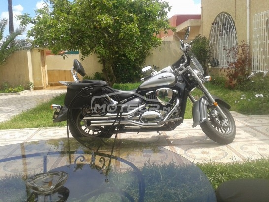 Moto au Maroc SUZUKI Boulevard c50 800cc - 241329
