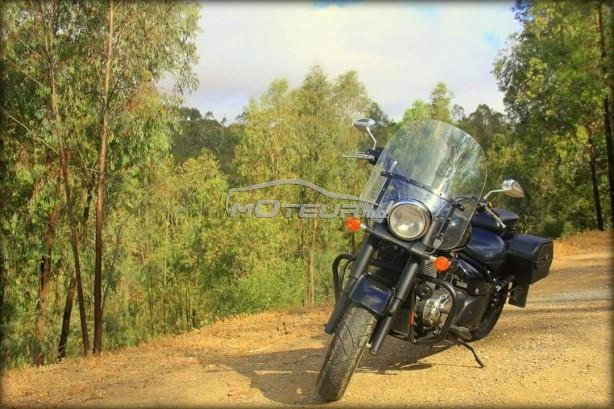 دراجة نارية في المغرب SUZUKI Boulevard c50 black - 222342