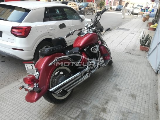 Moto au Maroc SUZUKI Boulevard c50 t - 253818