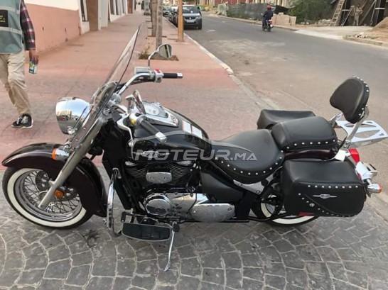 دراجة نارية في المغرب SUZUKI Boulevard c50 t - 233304